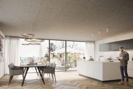 Küche/Essen Attika