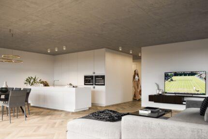 Wohnung OG Wohnbereich