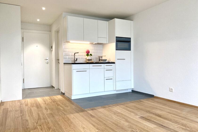 Küche und Zimmer