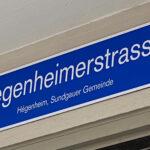 Hegenheimerstrasse